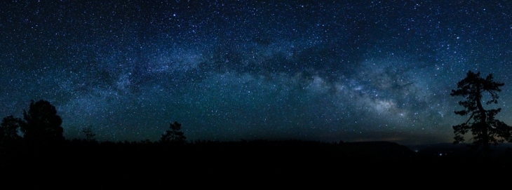 rim milky way panoi